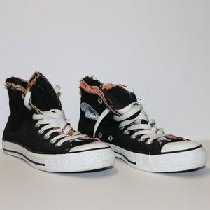 Converse Women 8.5 High Top Sneakers